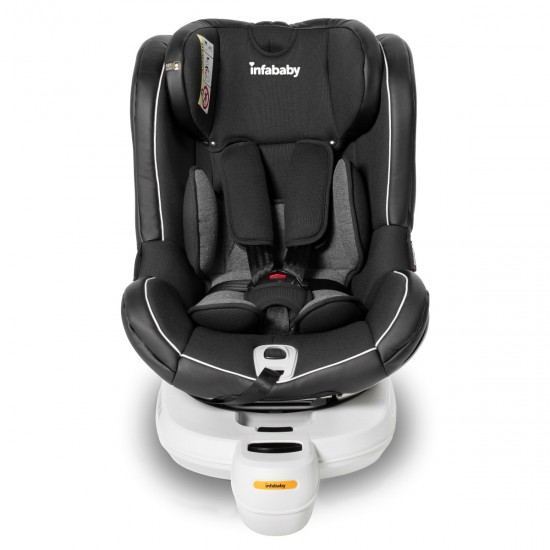 Infababy 360 Rotate Group 01 Car Seat - Graphite