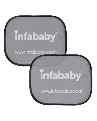 Infababy Car Sun Shades – 2 Pack