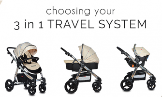 Choosing the Best 3 in 1 Travel System