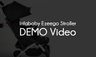 The Infababy Ezeego Stroller Demo!
