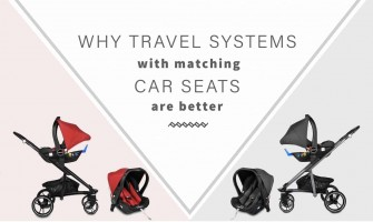 Why Travel Systems With Matching Car Seats Are Better