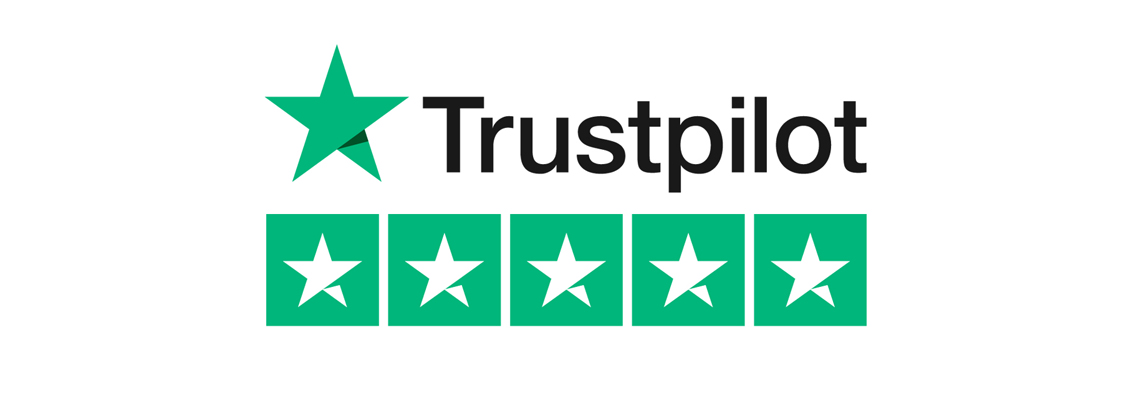 Check out our Top Service Reviews on Trustpilot!
