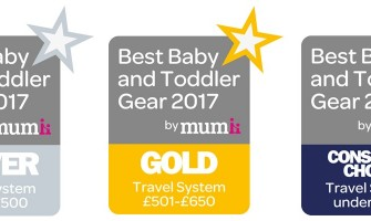 Winners of This Year's Best Baby and Toddler Gear Awards 2017!