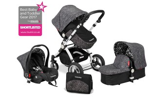 Everything You Need To Know About EVO Travel System