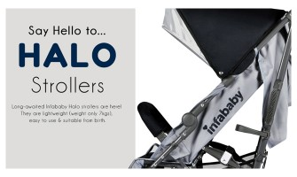 Infababy Halo Strollers