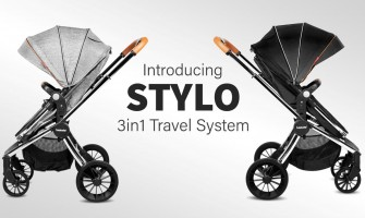 Introducing the All New Infababy STYLO 3in1 Travel System