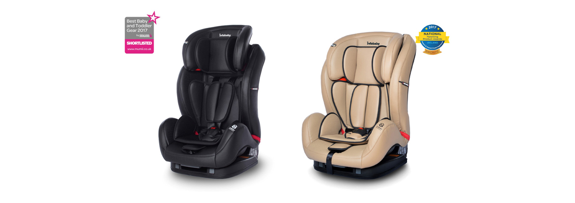Infababy Group 123 Car Seat