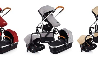Everything You Need To Know About MOTO 3 in 1 Travel System