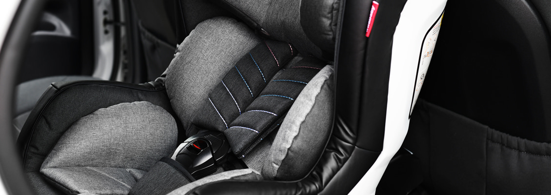 The Infababy NEXO i-Size Extended Rear Facing Car Seat