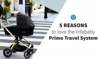 Top 5 Reasons to Love the Infababy Primo Travel System