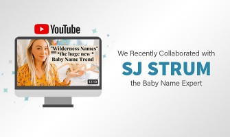 Infababy Recently Collaborated with SJ Strum the Baby Name Expert