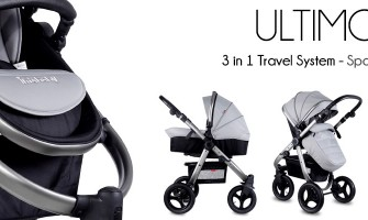 New Infababy ULTIMO 3 in 1 Travel System