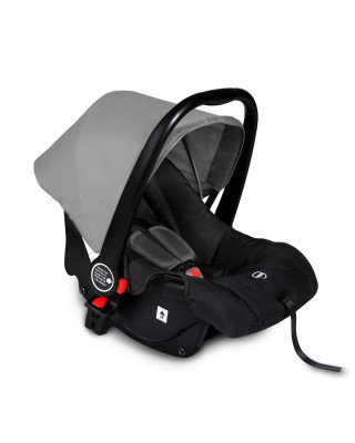 Infababy Duo Double Buggy Car Seat - Shadow Grey