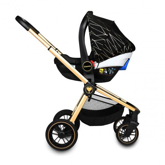 Infababy PRIMO i-Size Travel System - Gold