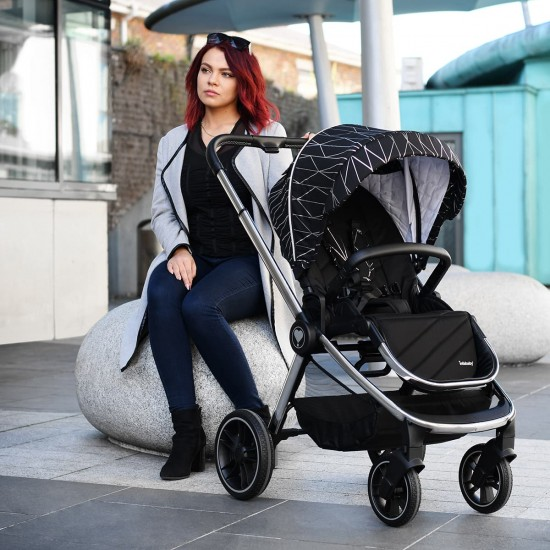 Infababy PRIMO i-Size Travel System - Platinum