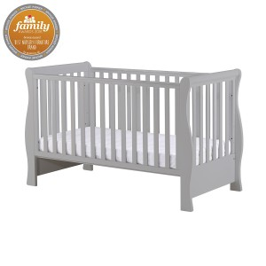 Infababy Royal Sleigh Cotbed - Grey