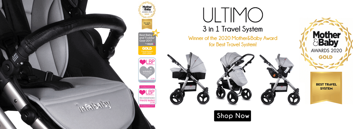 Infababy ULTIMO 3 in 1 Travel System