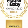 Mother and Baby 2020 - Best Travel System - GOLD