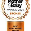 Mother and Baby 2020 - Best Lightweight Buggy/Stroller - BRONZE