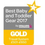 BBTG - Best Travel System £501-£650 - GOLD