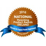 National Parenting Product Awards Ireland 2016 - BRONZE