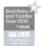 BBTG Awards - Best Travel System Under £500 - SILVER