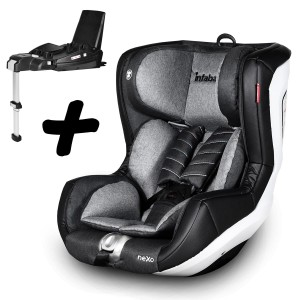 Infababy Nexo i-Size Car Seat + Base - Graphite