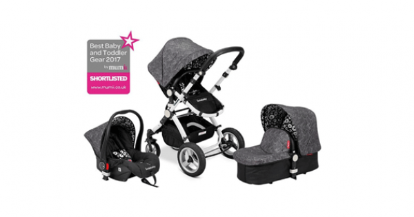 Evo 3 In 1 Travel System Pram Seat Unit Infababy Com