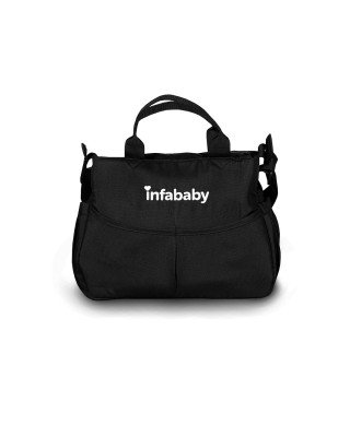 Infababy Changing Bag – Black