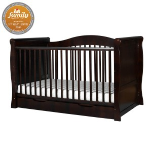 Infababy Superior Sleigh Cotbed - Coco