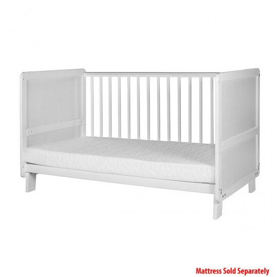 Infababy Otto Cotbed - White