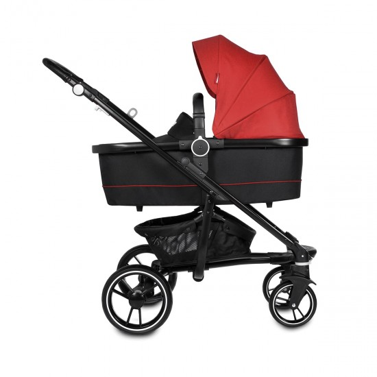 Infababy MOTO 3in1 i-Size Travel System - Chili