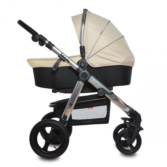 Infababy ULTIMO 4-Wheel 3in1 Travel System - Champagne Supernova